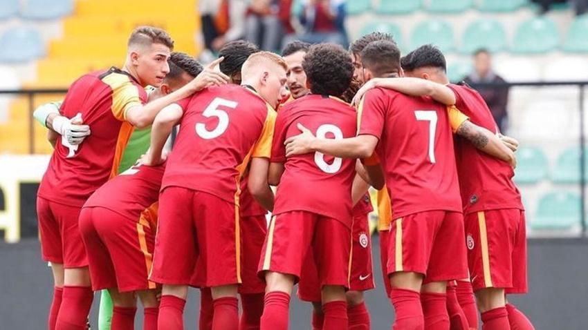 Galatasaray U19 - Real Madrid U19: 0-1 maç sonucu