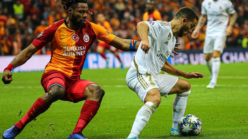 Galatasaray - Real Madrid: 0-1 maç sonucu