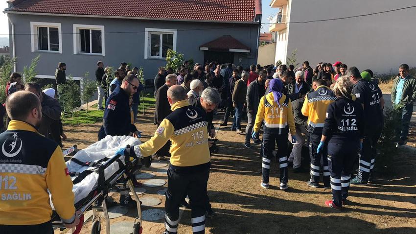 Uşak'ta yangın faciası: 3'ü çocuk 4 kişi hayatını kaybetti