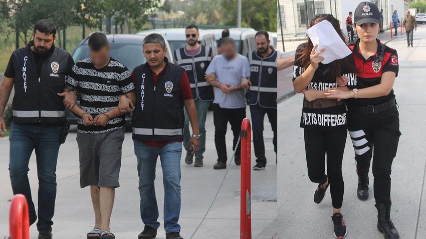 Adana'da şeytani pusu