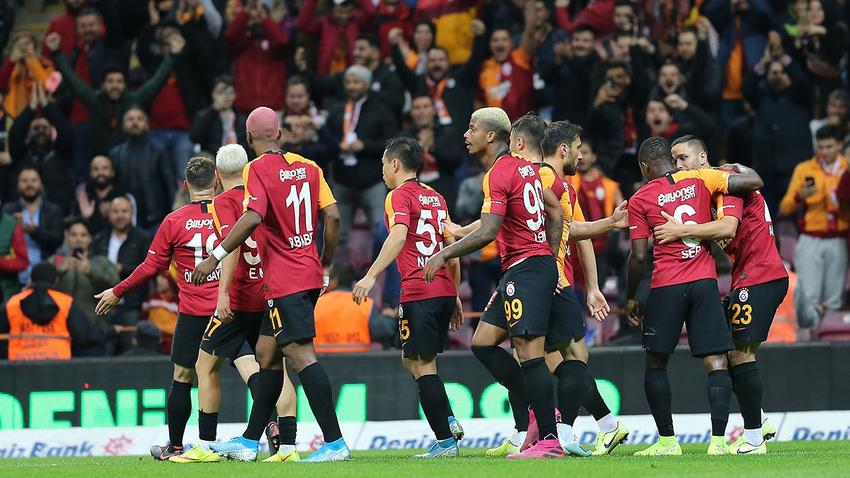 Galatasaray - Rizespor: 2-0 maç sonucu