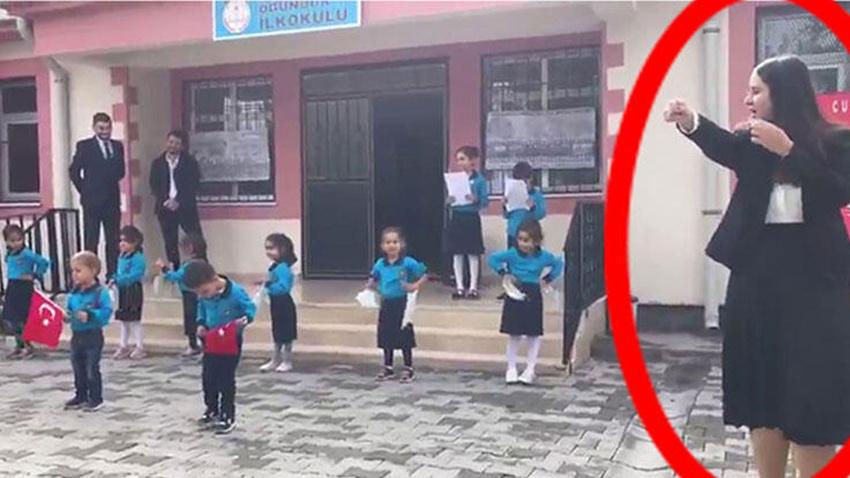 Terör sevicileri Seçil öğretmeni hedef aldı, Türkiye ayağa kalktı