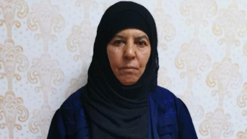 Bağdadi'nin kız kardeşi yakalandı!