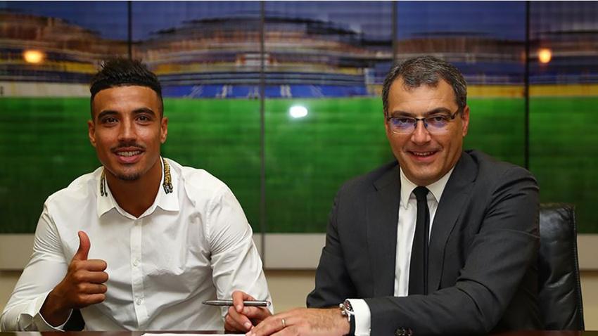 Nabil Dirar 2 yıl daha Fenerbahçe'de