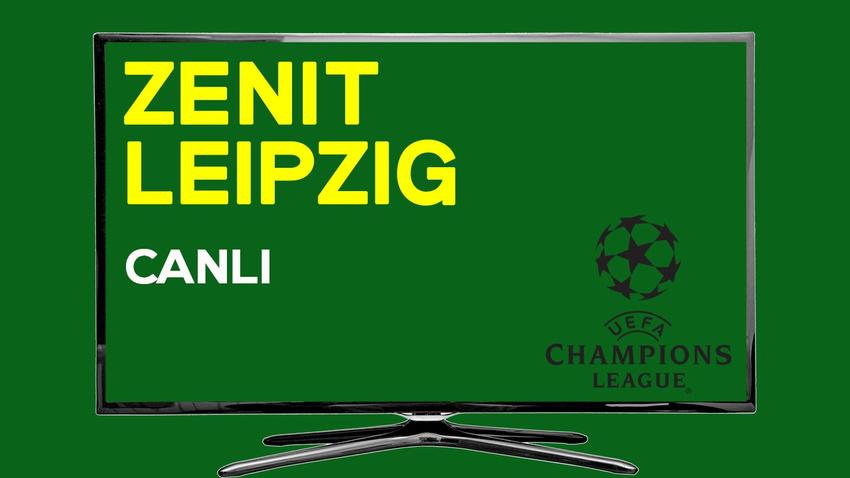 CANLI Zenit Leipzig