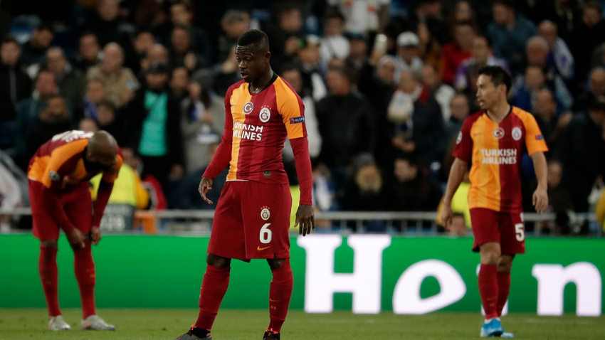 Galatasaray kabus görüyor