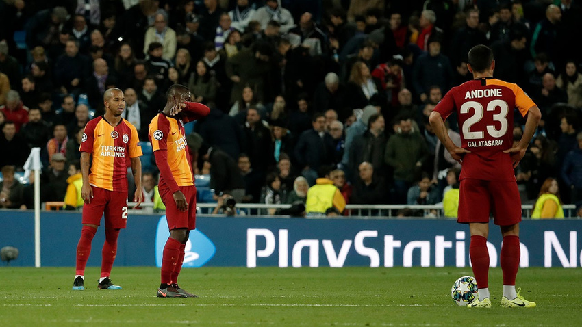 Real Madrid - Galatasaray: 6-0 maç sonucu