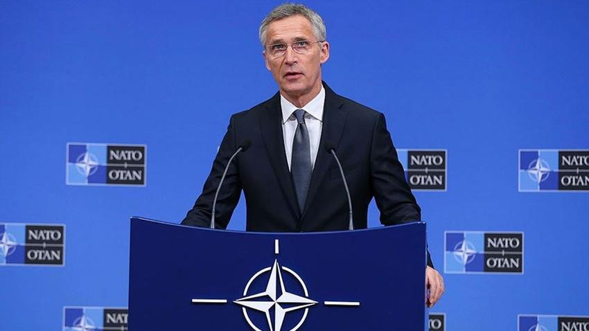 NATO Genel Sekreteri Jens Stoltenberg'ten kritik YPG açıklaması