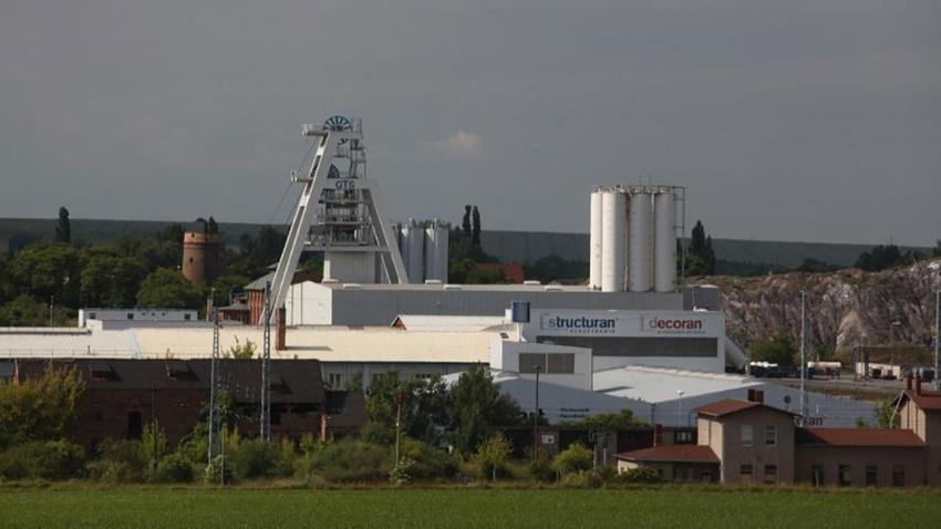 Almanya'da maden ocağında patlama: 35 işçi mahsur kaldı