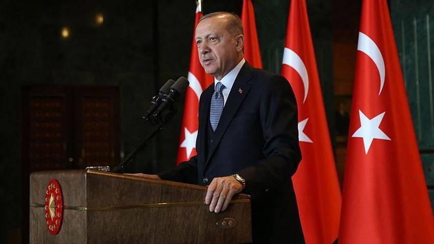 Erdoğan: Birileri 'Suriyeliler gitsin' diyor, buna asla eyvallah edemeyiz