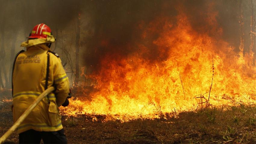 Avustralya'da yangın dehşeti!.. Ölenler ve yaralananlar var!