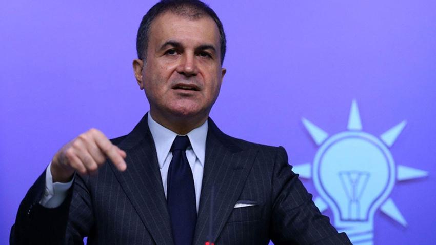 AK Parti Sözcüsü Ömer Çelik: Baca filtresi yasasını Cumhurbaşkanı veto etti