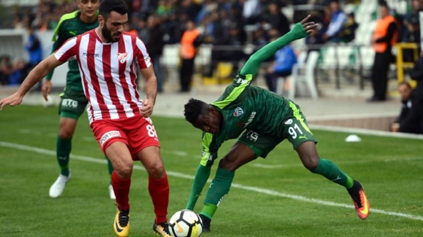 Boluspor - Bursaspor CANLI