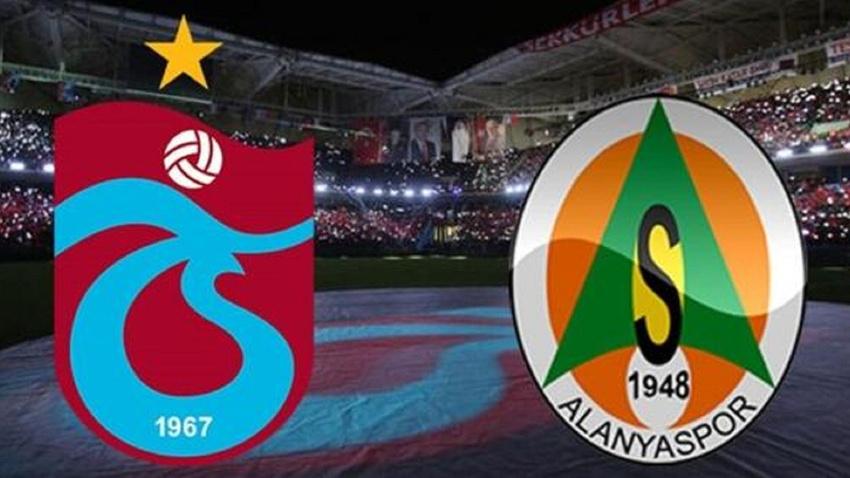Trabzonspor - Alanyaspor CANLI