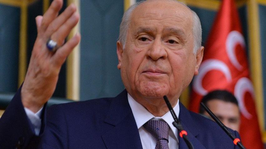 Bahçeli'den flaş 'ceza indirimi' açıklaması