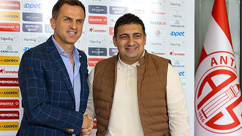 Antalyaspor'dan çok enteresan açıklama: Pek muhterem MHK
