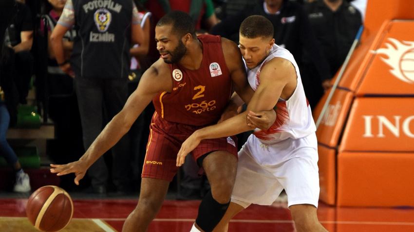Galatasaray farklı mağlup