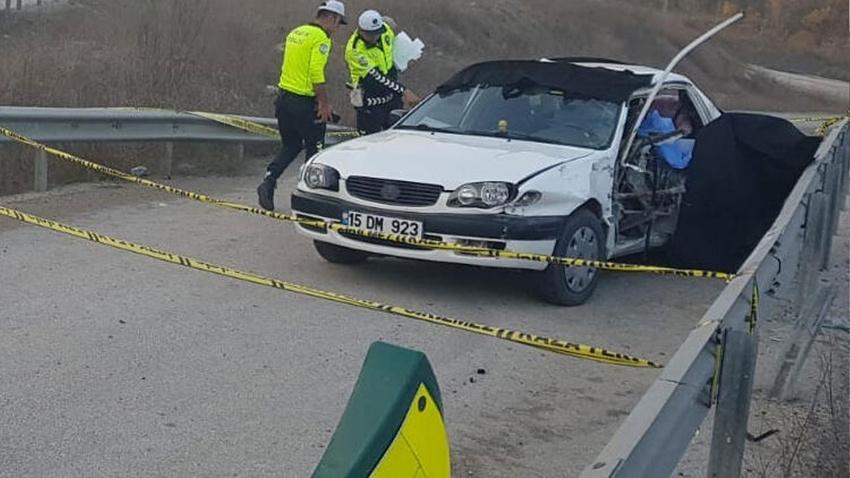 Karabük'te feci kaza: 4 ölü 1 yaralı
