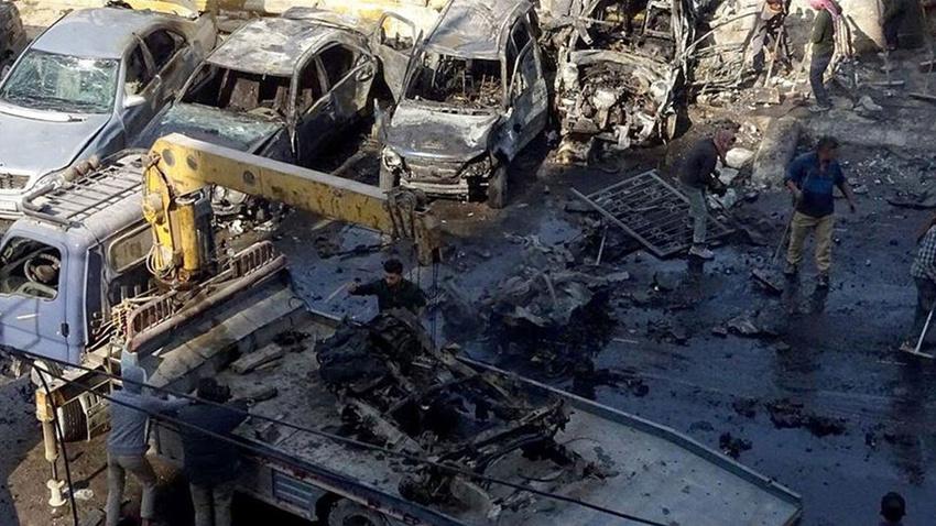 Milli Savunma Bakanlığı: El Bab bombacısı yakalandı