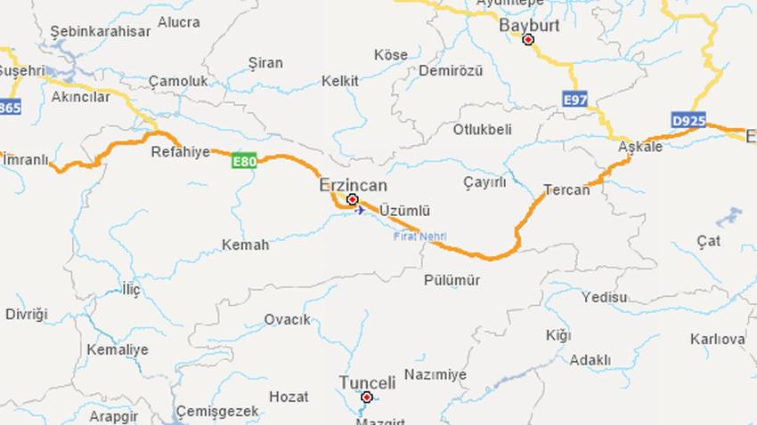Erzincan'da korkutan deprem! 3.1 ile sallandı