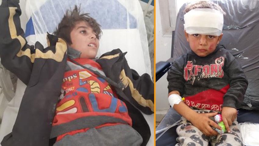 Terör örgütü PKK/YPG okulu vurdu: Ölü ve yaralılar var