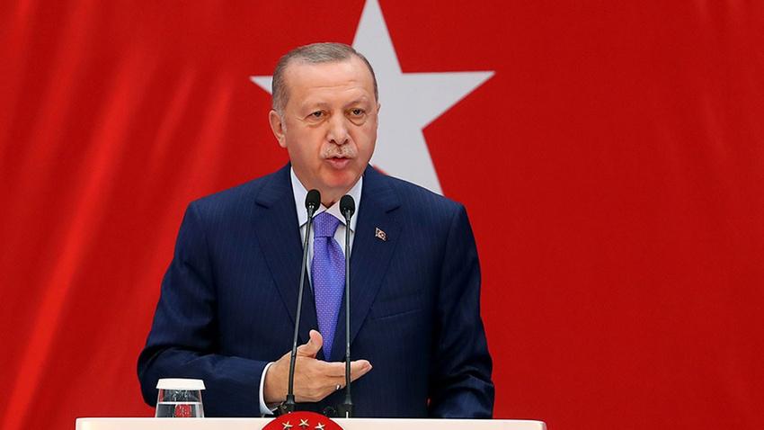 Erdoğan: Bizi içimizden atılan güller yaralamıştır