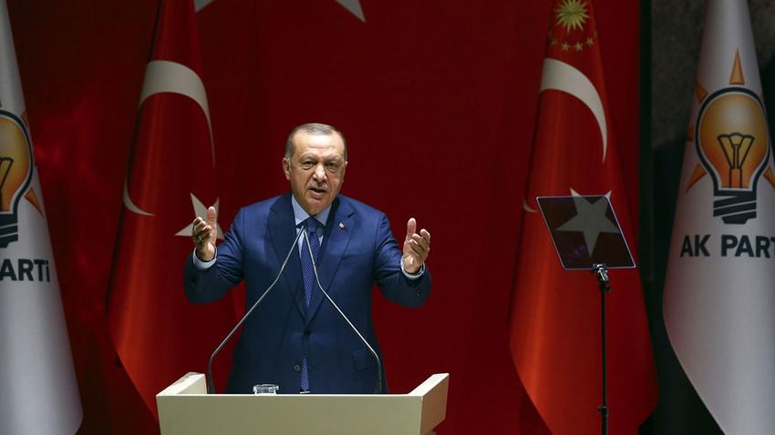 Cumhurbaşkanı Erdoğan Katar'da konuştu