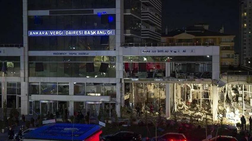 Ankara'daki saldırıda 8 sanık için ağırlaştırılmış müebbet istendi