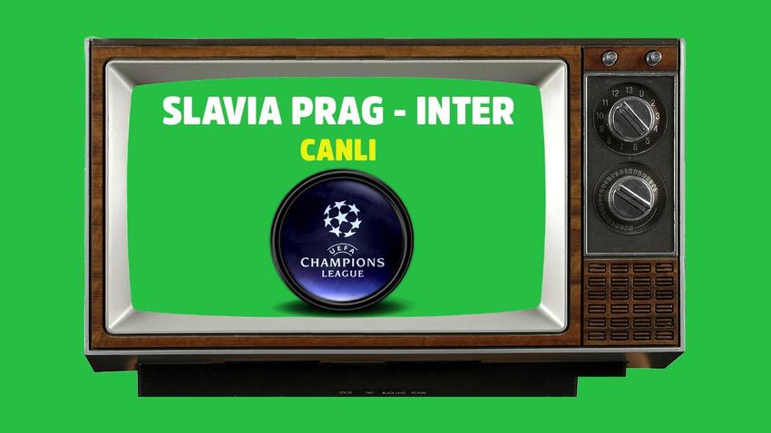 CANLI Slavia Prag Inter