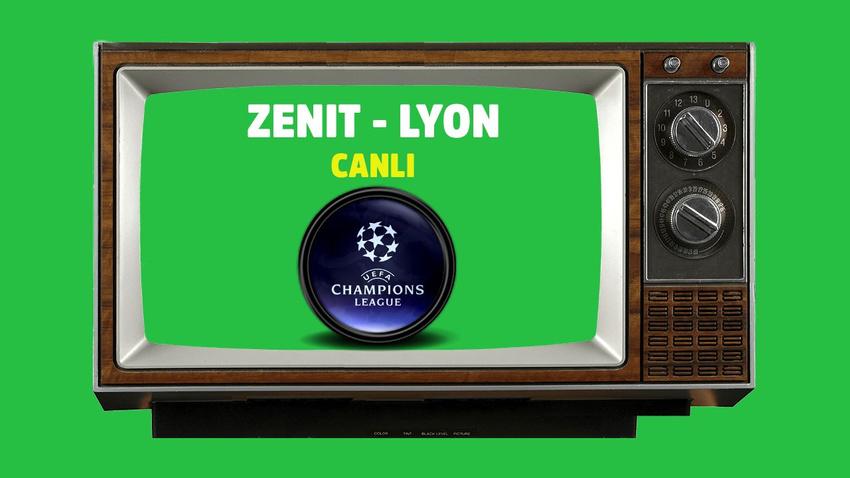 CANLI Zenit Lyon