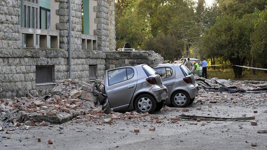 Arnavutluk'taki 6.4'lük deprem sonrası Japon deprem uzmanı açıkladı: Yakın gelecekte..!