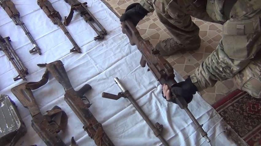 Rus mafyasına dev operasyon! Teröristlere silah sağlamışlar