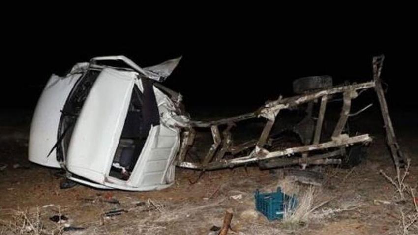 Hemzemin geçitte kaza: Ölü ve yaralılar var