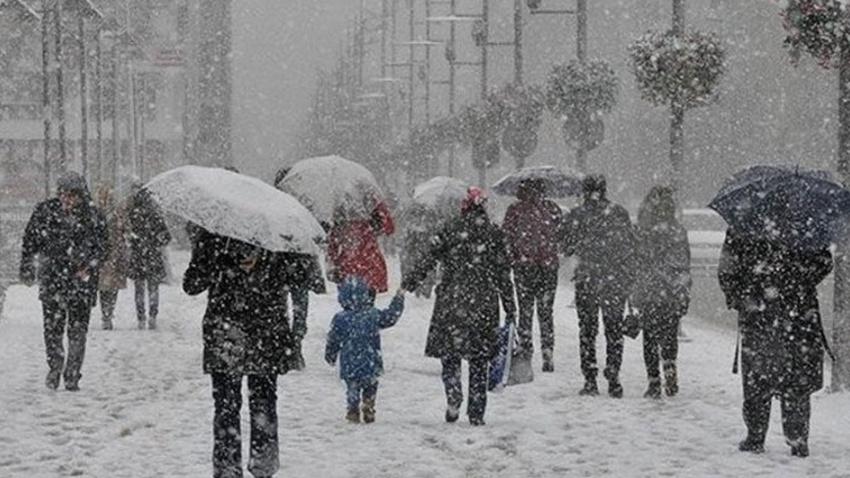 Meteoroloji haftasonu raporunu yayımladı! Uyarı üstüne uyarı