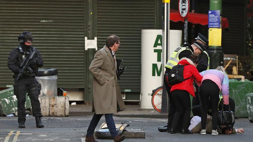 Londra'daki saldırının detayları ortaya çıktı