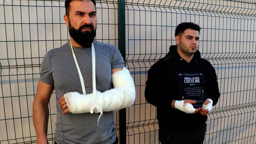 Zorla Türkiye'ye gönderilen İran'lı göçmenler yaşadığı dehşeti anlattılar