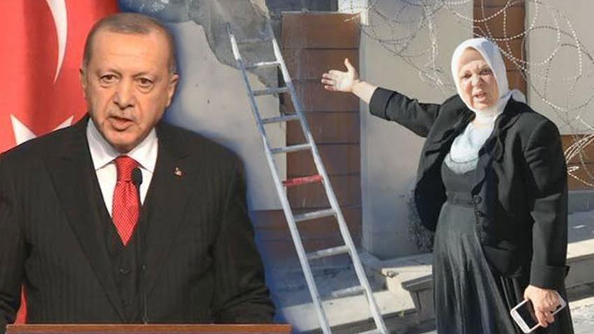 Cumhurbaşkanı Erdoğan, Ahsen Unakıtan'ı aramamış!