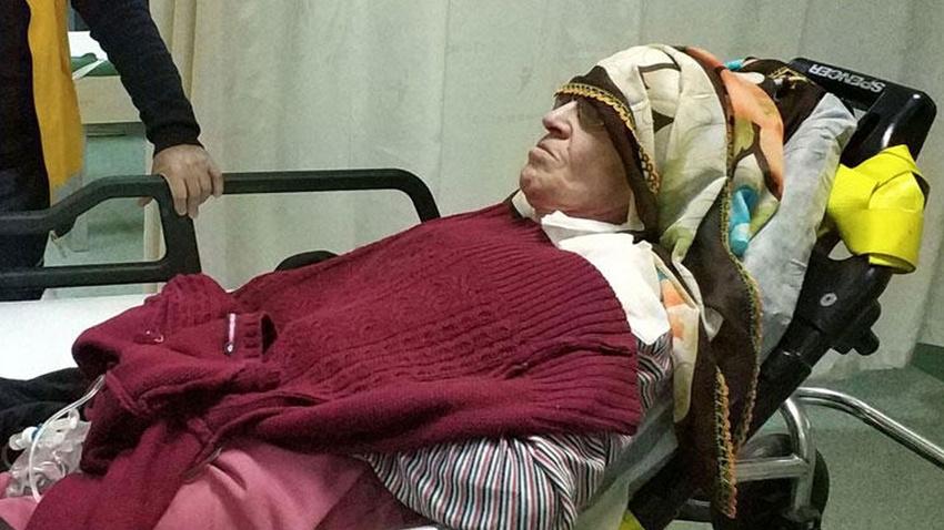 Samsun'da koca dehşeti! 20 yıllık eşini darp etti