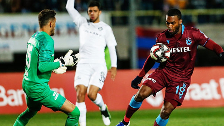 Altay - Trabzonspor: 1 -2 maç sonucu