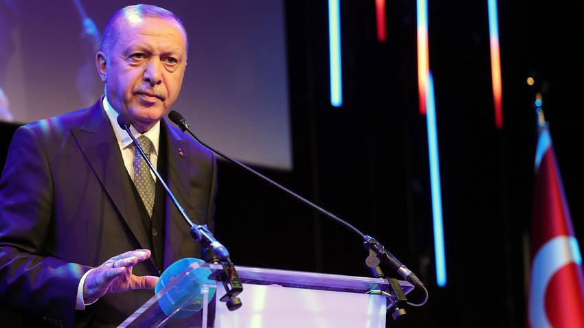 Erdoğan: 'İslami terör' ifadesini kullananları lanetliyorum