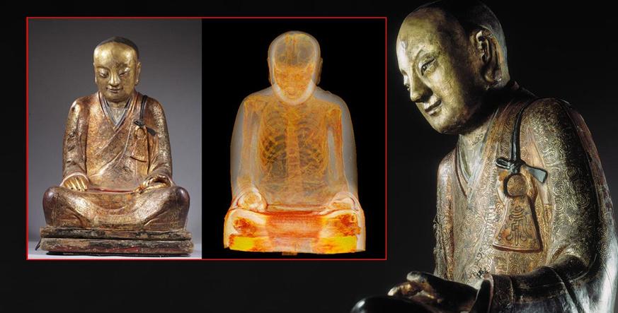 1000 yıllık Buda heykelinin sırrı