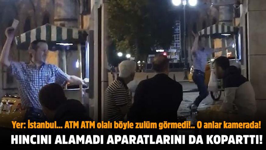 ATM ATM olalı böyle zulüm görmedi!