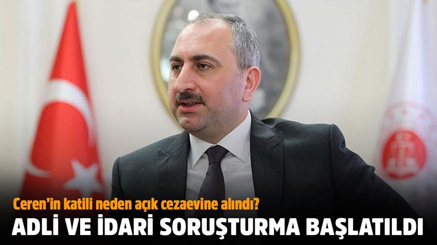 Ceren Özdemir cinayetinin ardından soruşturma