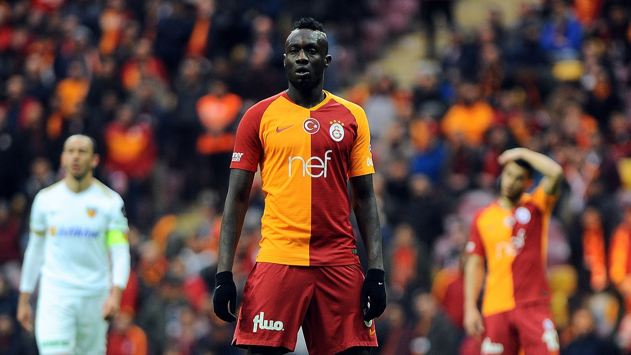 Mbaye Diagne 4. sıraya yükseldi