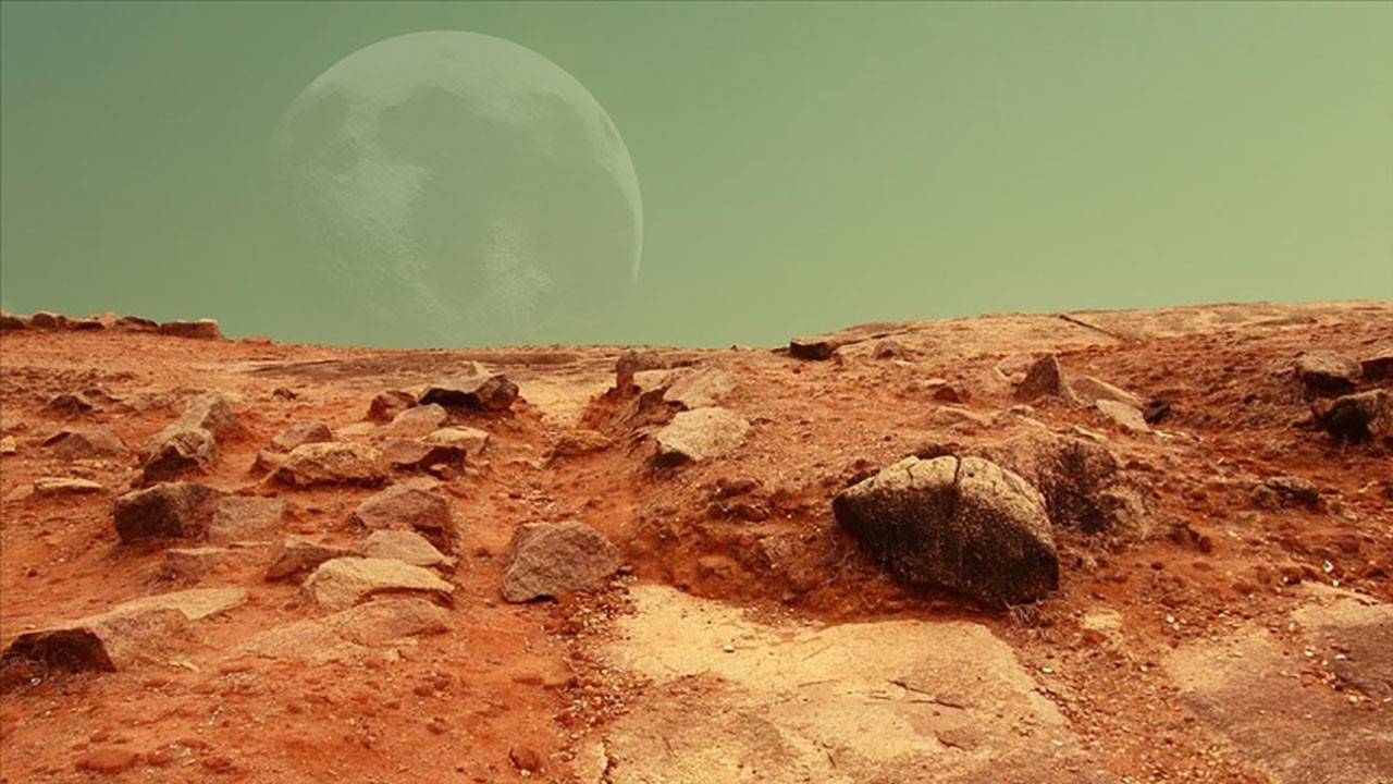 Mars'ta deprem kaydedildi