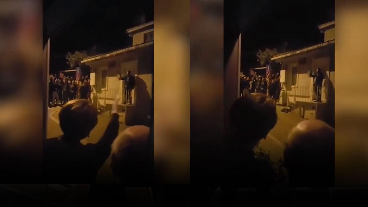 Akşener'i protesto edenler beraat etti