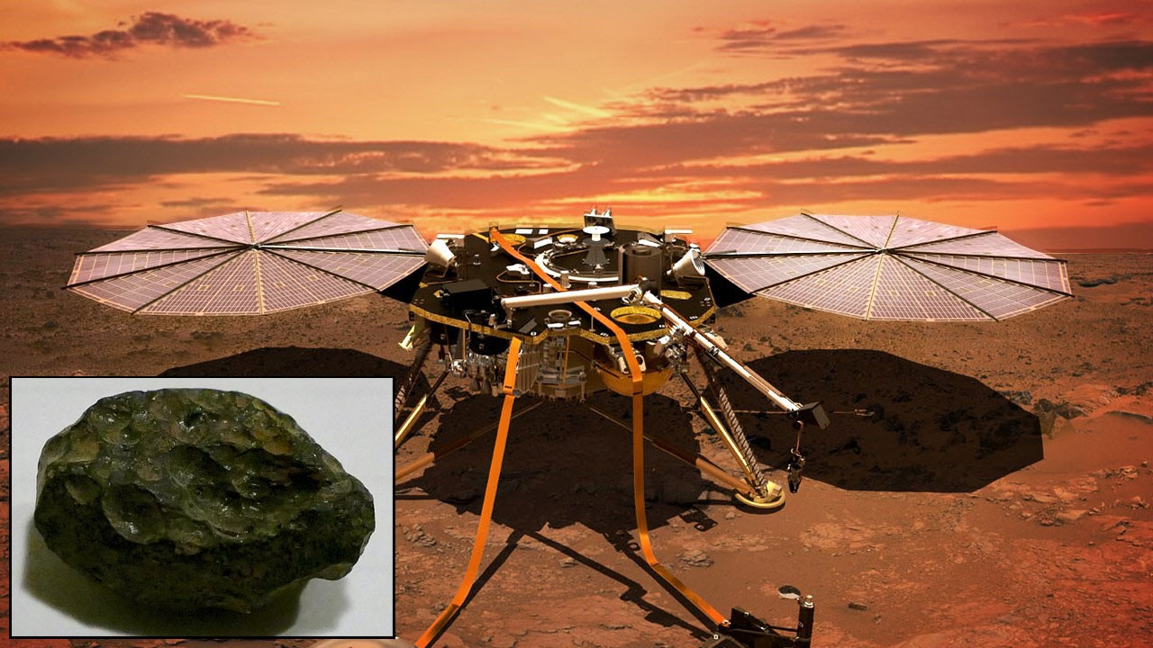 Mars'ta yaşam izine rastlandı