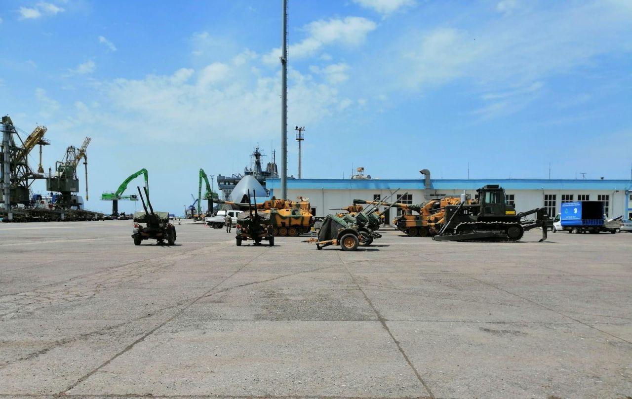 KKTC'den İskenderun limanına getirildi - Sayfa 2