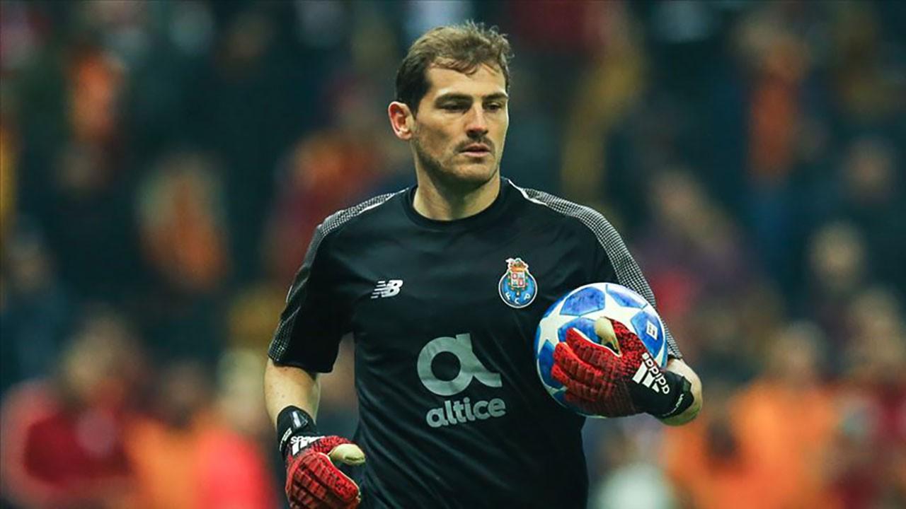 Iker Casillas kalp krizi geçirdi