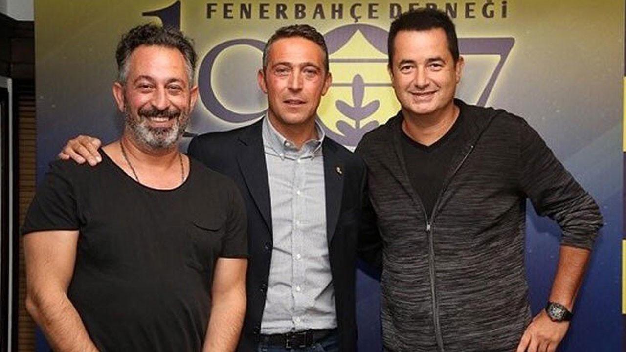 Acun Ilıcalı'dan Fenerbahçe'ye destek açıklaması